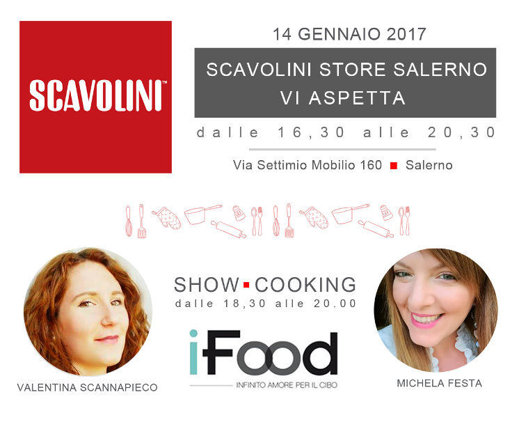 Scavolini e iFood.it presentano