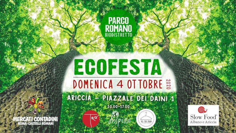 EcoFesta a Parco Romano Biodistretto