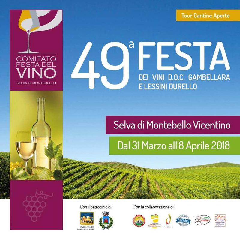 49^ Festa dei Vini D.O.C. Gambellara e Lessini Durello