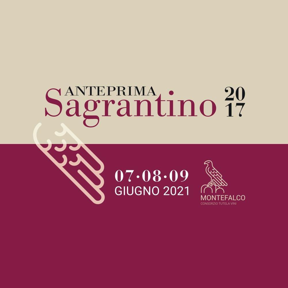 Anteprima Sagrantino - annata 2017