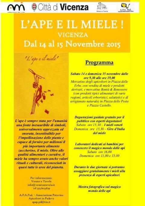 L'Ape e il Miele a Vicenza