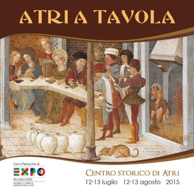 Atri a Tavola - XIII edizione