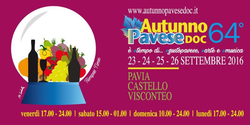 Autunno Pavese DOC 2016