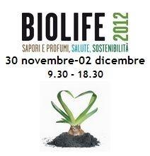 Biolife 2012 - La fiera dell'eccellenza regionale biologica a Bolzano