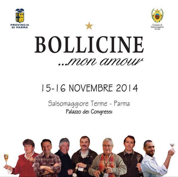 Bollicine... Mon Amour 2014