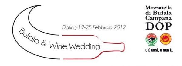 Bufala & Wine Wedding 2012, mozzarella di bufala e vini pregiati