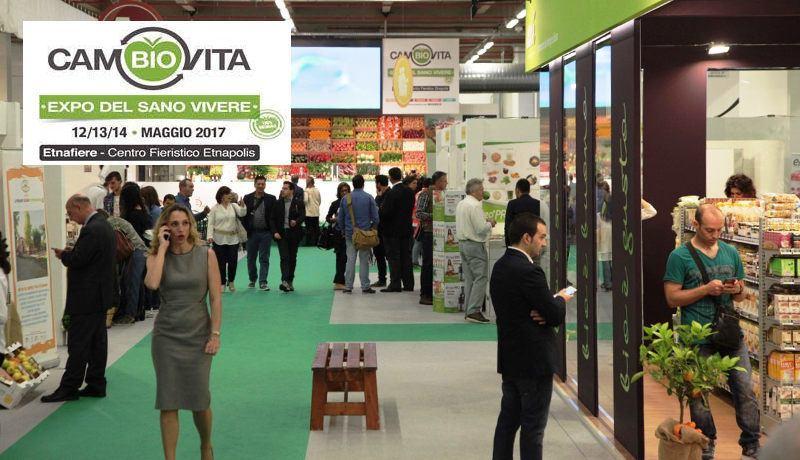 CamBIOvita, l'expo del Sano Vivere