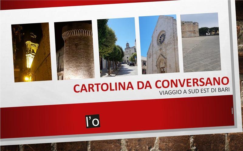 Cartolina da Conversano