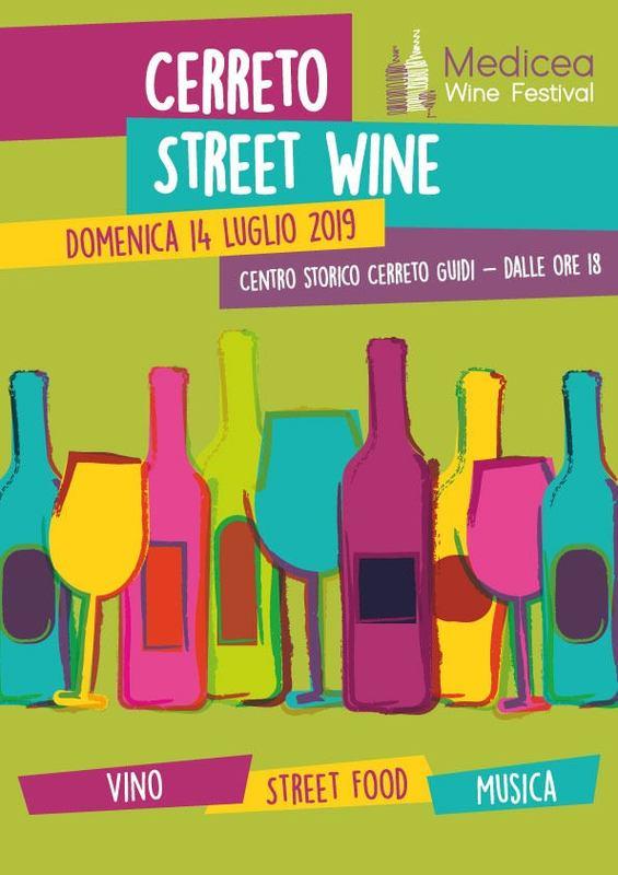Cerreto Street Wine