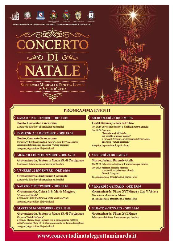 Concerto di Natale di Grottaminarda