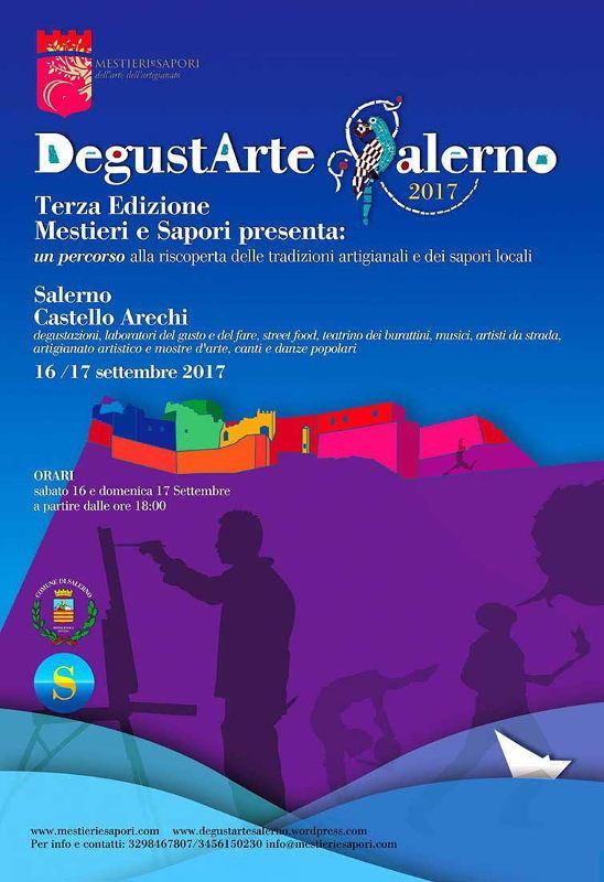 DegustArte Salerno 2017