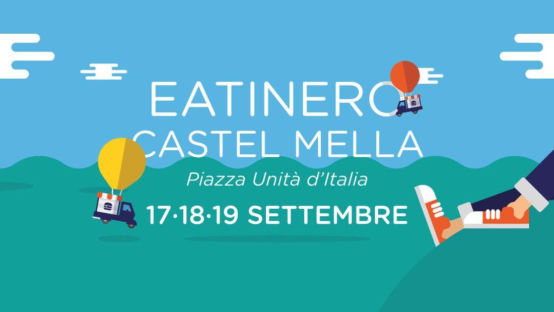 Eatinero Castel Mella 2021 - Festival del cibo di strada itinerante