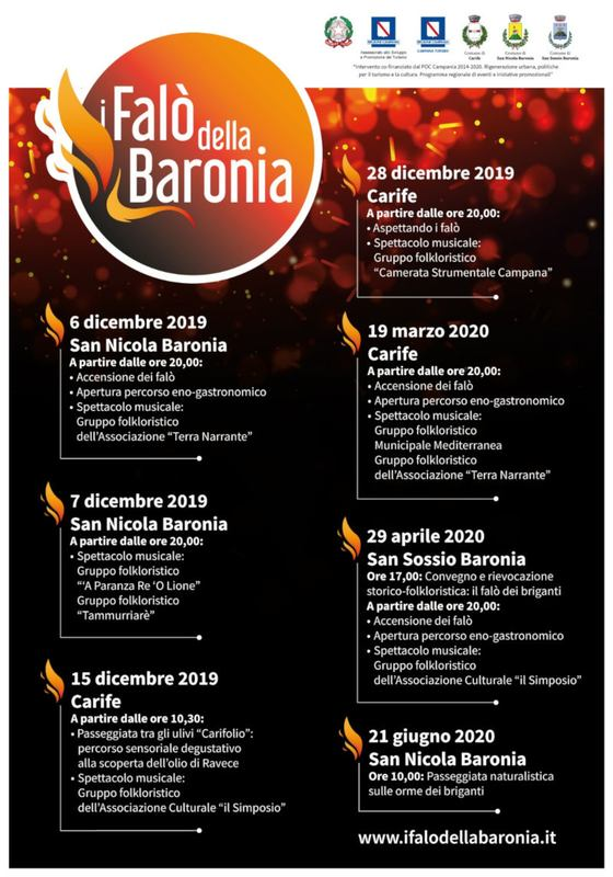 I Falo' della Baronia