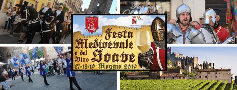 Festa Medioevale del Vino Bianco Soave 2019