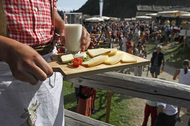 Festa del Latte Alto Adige 2016
