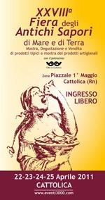 Fiera degli Antichi Sapori, a Cattolica si scoprono i prodotti tipici di terra e mare