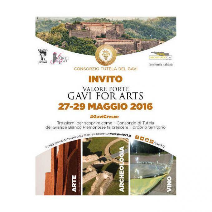 Gavi For Arts 2016