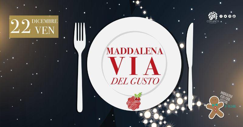 Maddalena Via del Gusto - Christmas taste