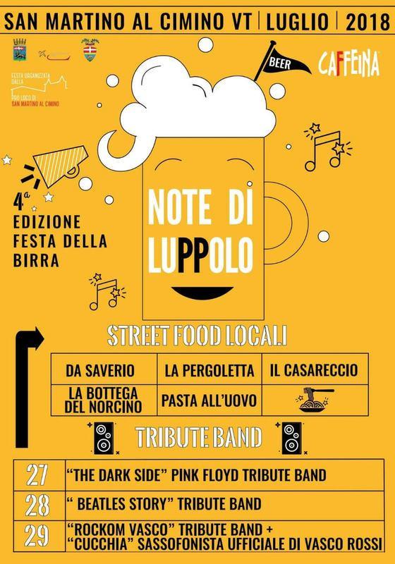 Note di Luppolo 2018