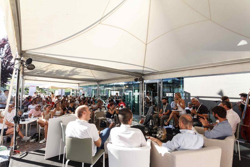 Wine&Food al Festival Collisioni 2019