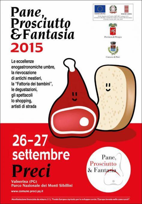 Pane, Prosciutto & Fantasia 2015