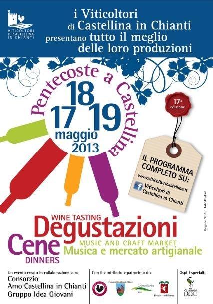 Pentecoste a Castellina, il meglio delle produzioni di Castellina in Chianti