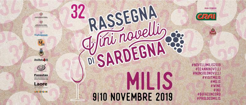 Rassegna dei vini novelli di Sardegna 2019