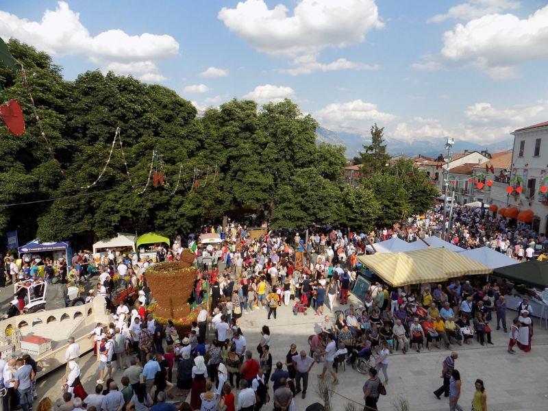 Sagre in Abruzzo - calendario