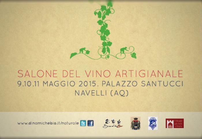 Naturale, Salone del vino artigianale in Abruzzo
