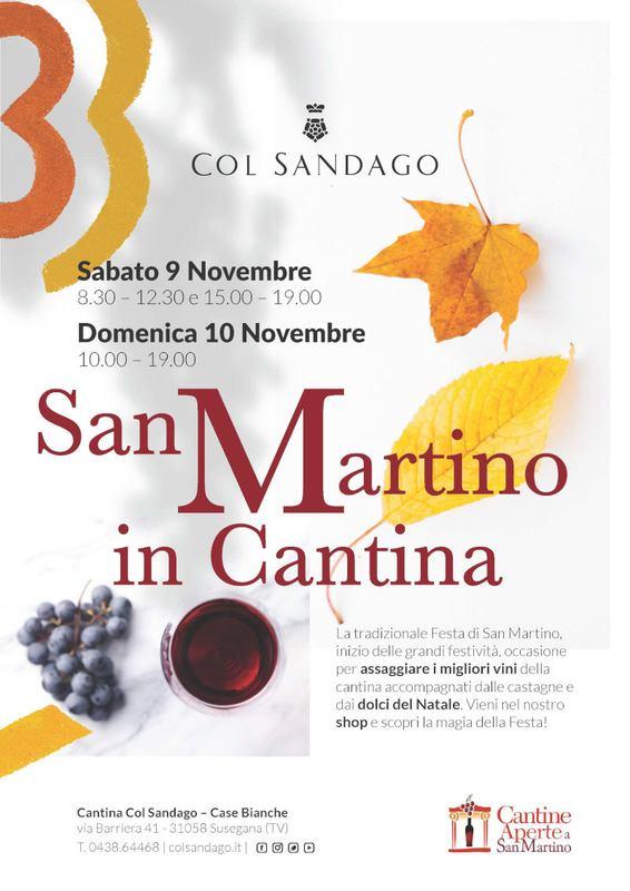 San Martino in Cantina - Col Sandago
