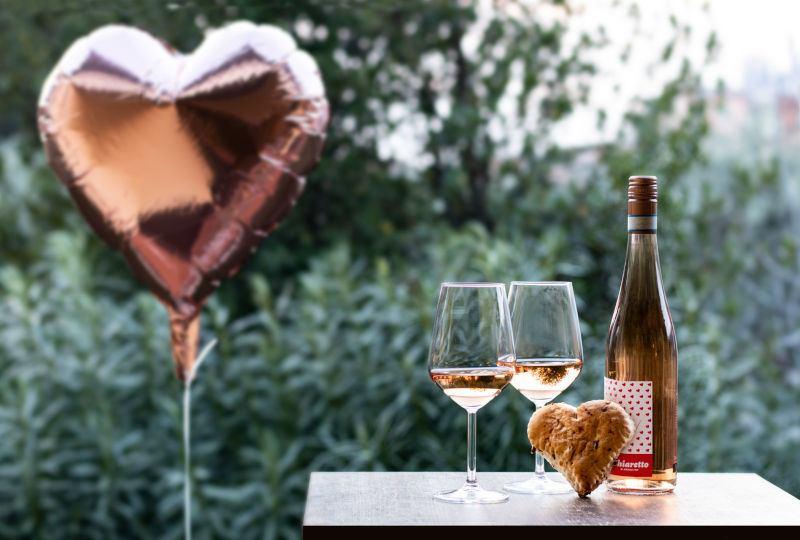 San Valentino a Verona e sul lago di Garda con Chiaretto Bardolino