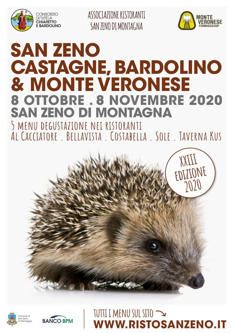 San Zeno Castagne, Bardolino & Monte Veronese
