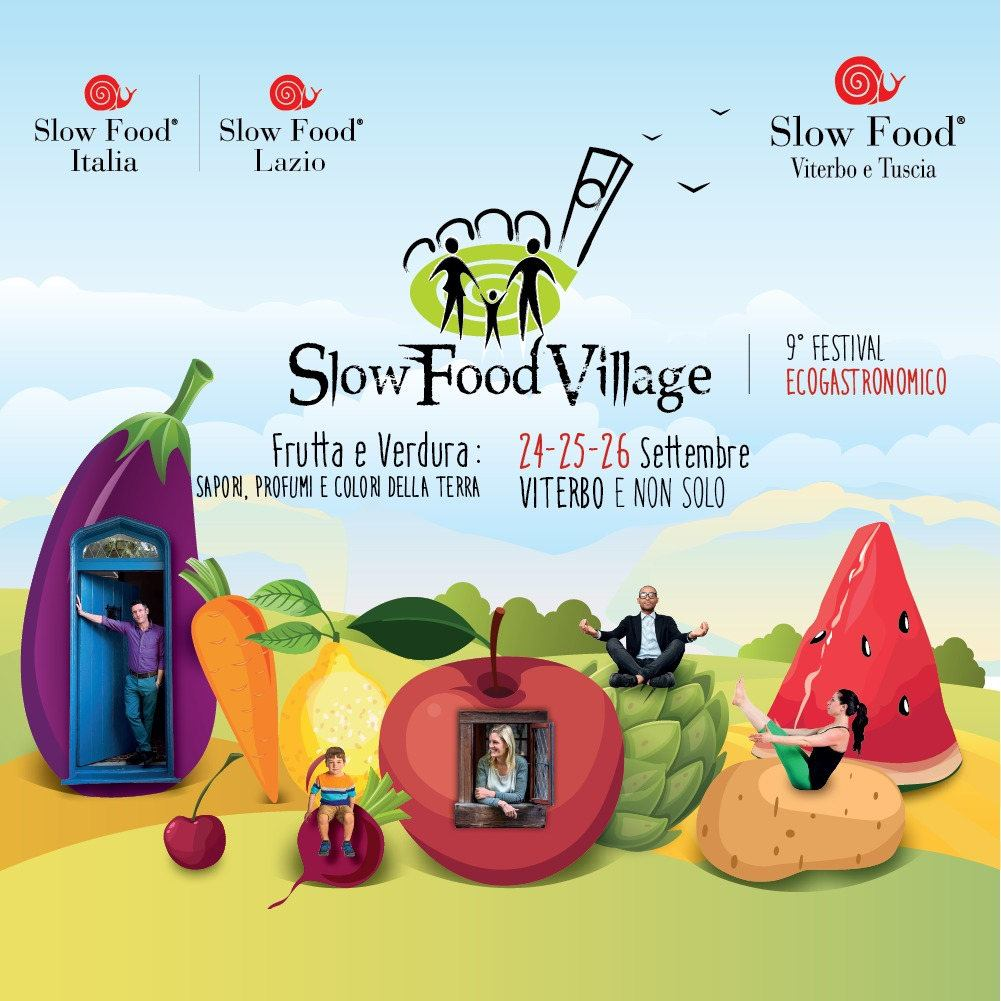 Slow Food Village 2021