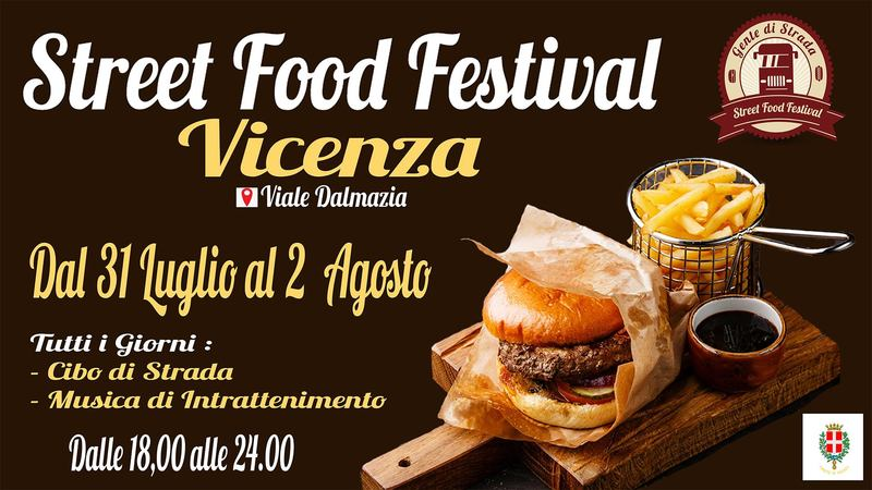 Street Food Festival a Vicenza