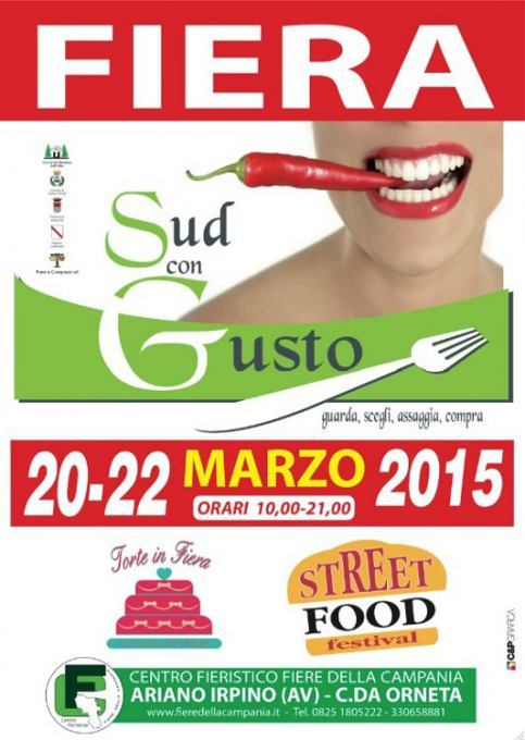 Street Food Festival 2015, Il cibo di strada protagonista ad Ariano Irpino