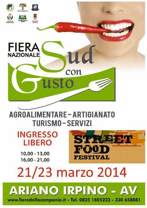 Sud con Gusto 2014 e Street Food Festival