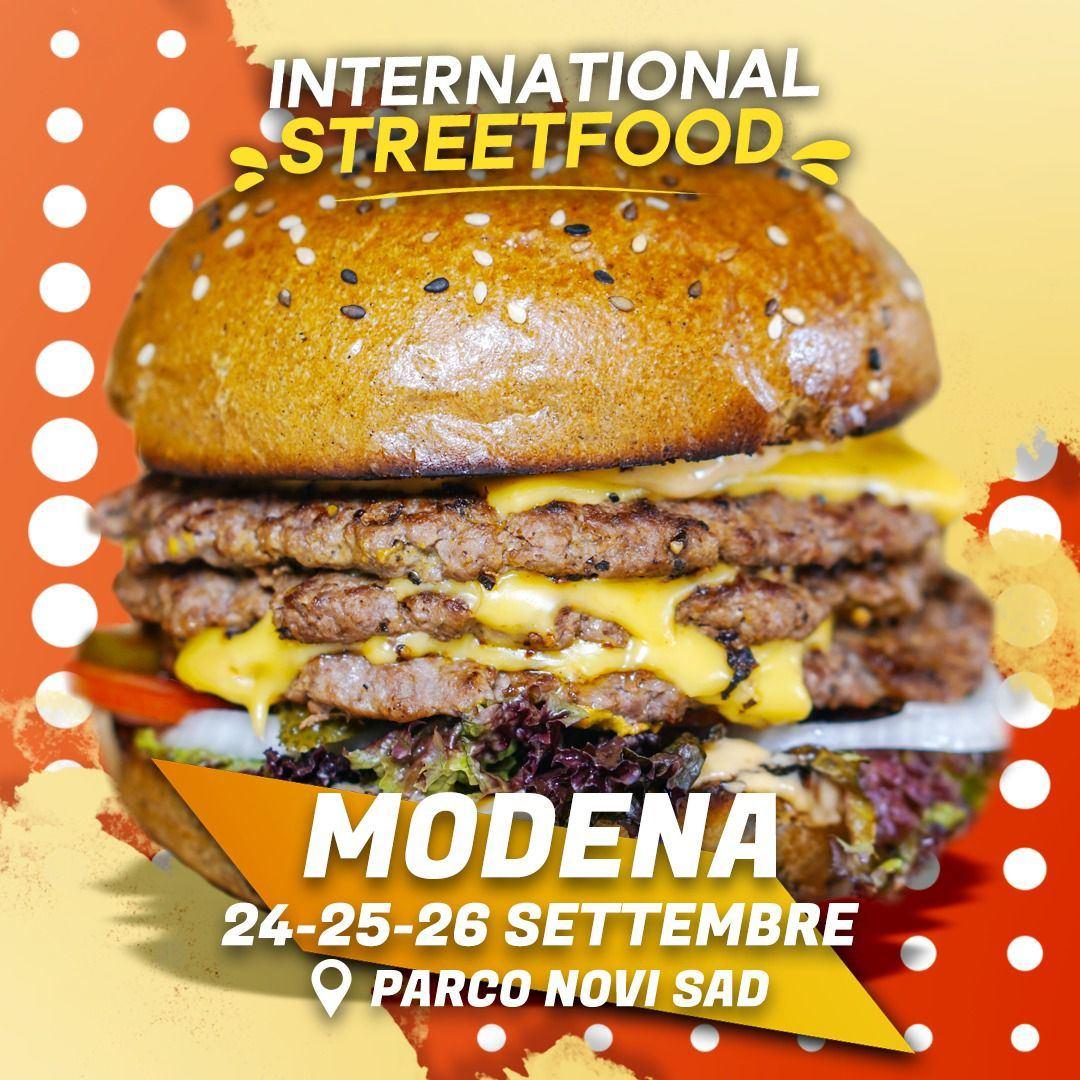 International Street Food a Modena