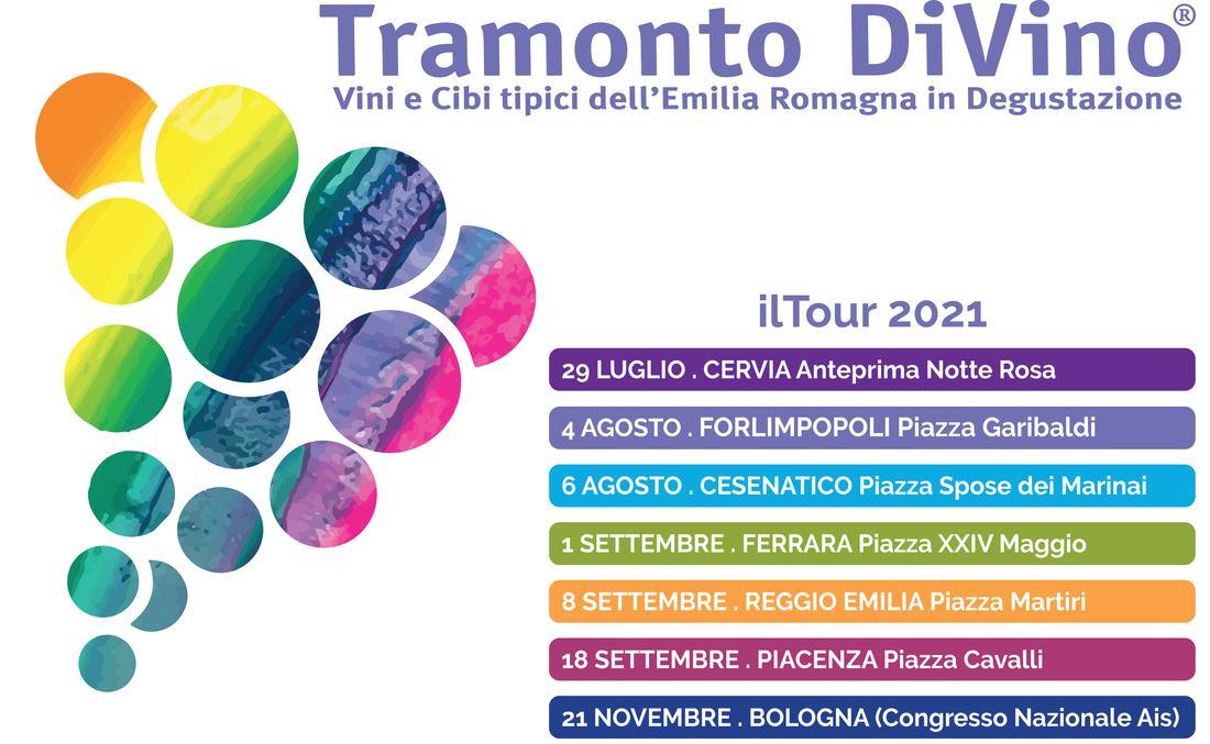 Tramonto DiVino - Ferrara