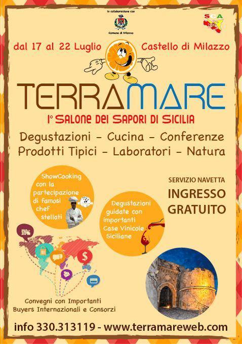 TerraMare - I Salone dei Sapori di Sicilia