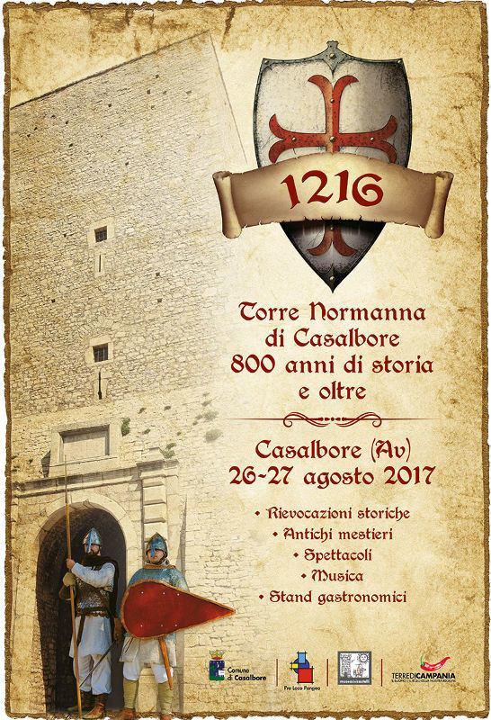 Torre Normanna di Casalbore - 800 anni di storia e oltre