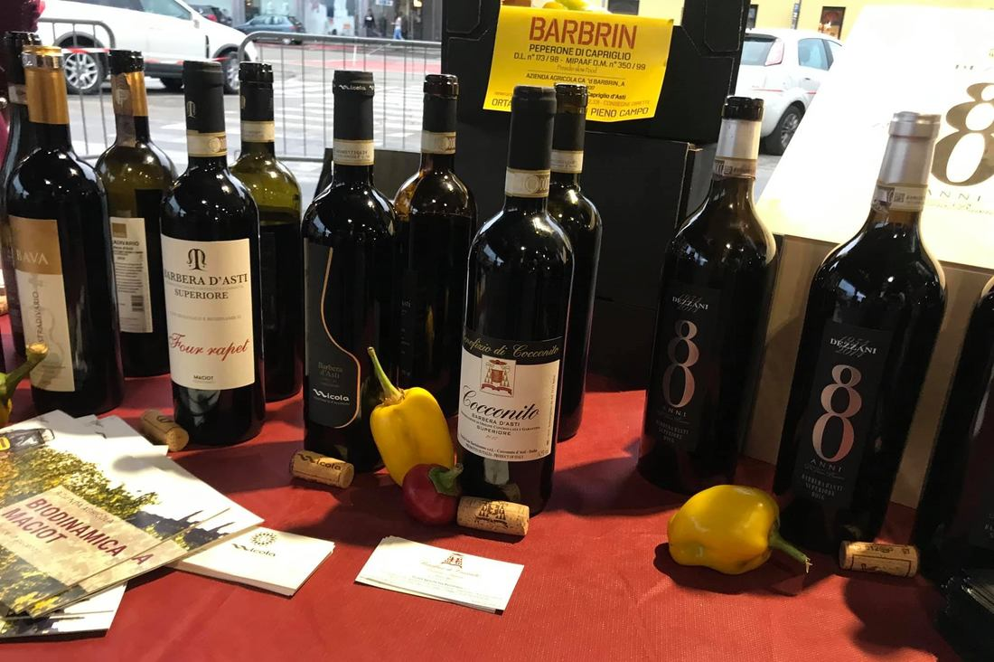 Festa del Vini Autoctoni del Piemonte