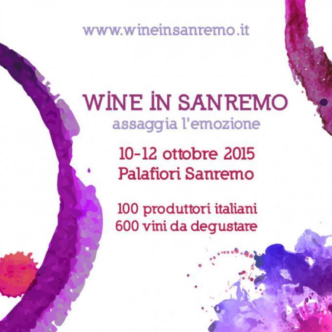 Wine in Sanremo 2015