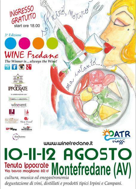 Wine Fredane 2014