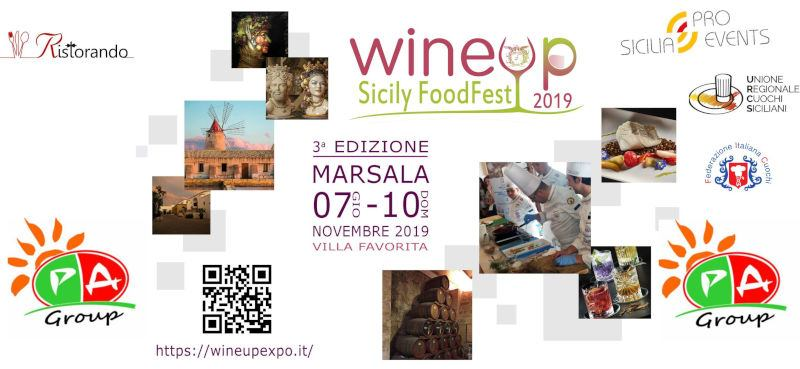 WineUp Expo - Marsala