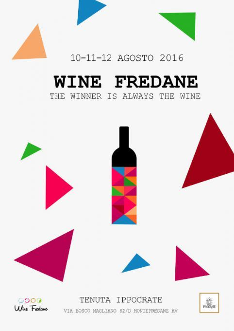 Wine Fredane 2016