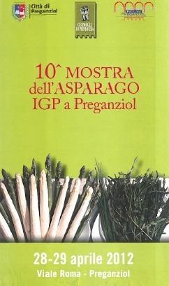 10a Mostra dell'Asparago e delle Erbe Spontanee a Preganziol