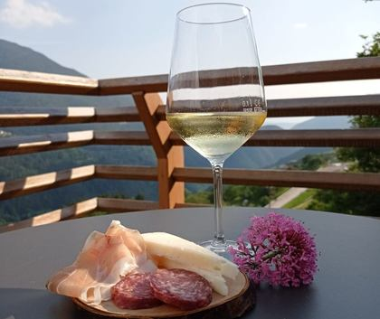 Weekend in Trentino, from Mart to the cellars of Val di Cembra