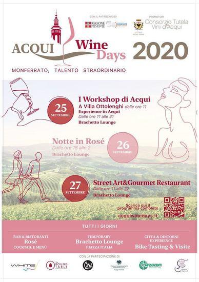 Acqui Wine Days