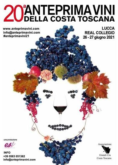 Anteprima vini della Costa Toscana 2021