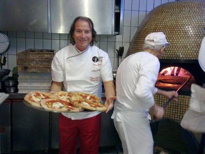 Una serata Verace con la pizza di Gennaro Luciano